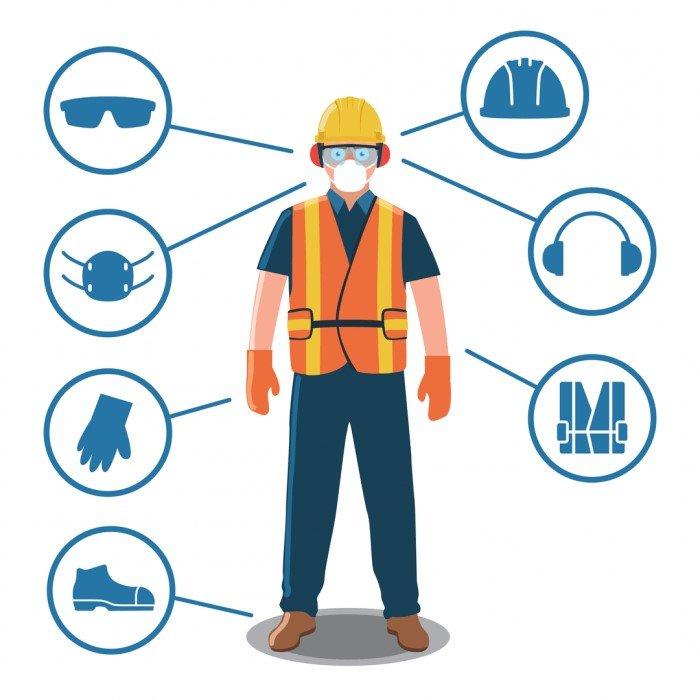 Seguridad laboral.¿Qué es un EPI?