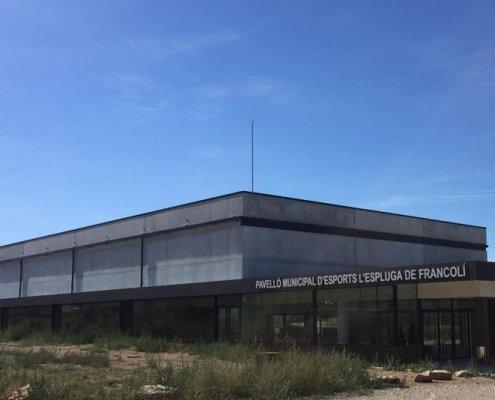 Pabellón Municipal Espluga de Francolí