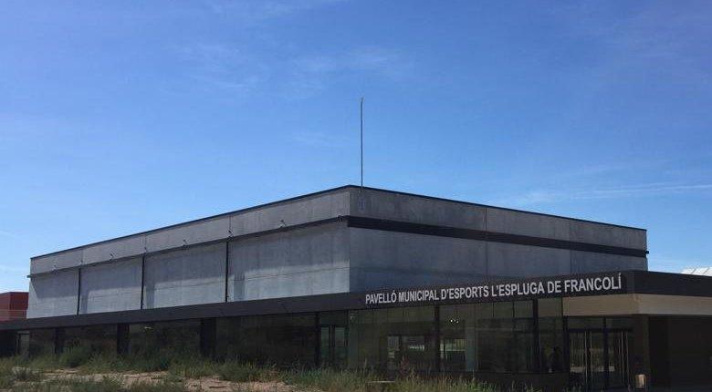 Pavelló Municipal Espluga de Francolí-Gilabert Miró