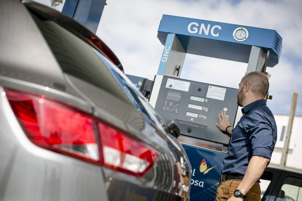 coches GNC