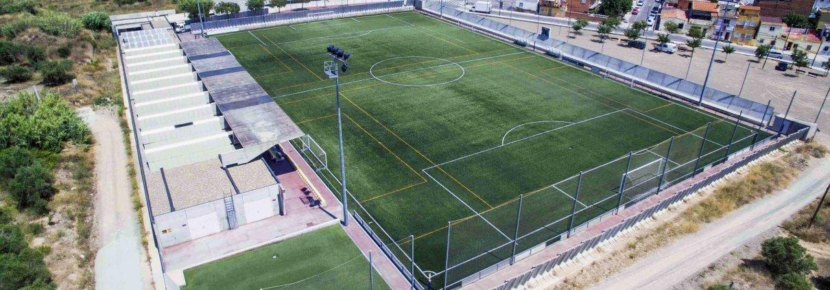 camp de futbol la pastoreta