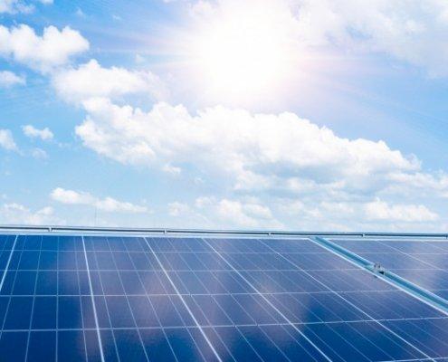 cómo funcionan la placas solares