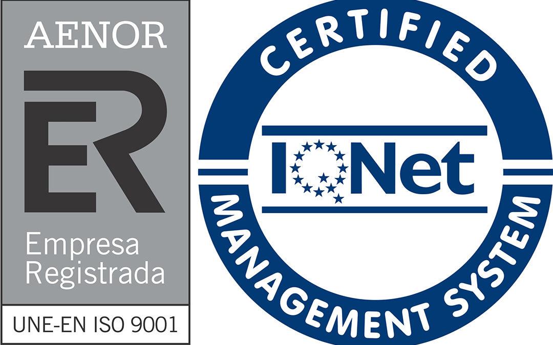 ¿Qué es la certificación IQNet?