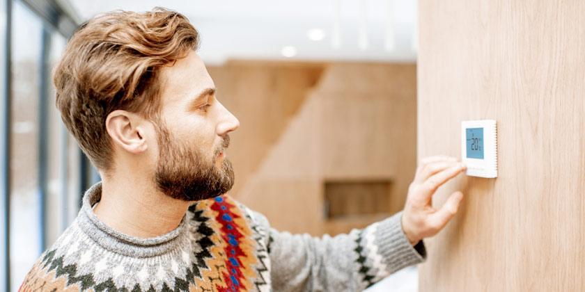 Millora l'eficiència de la teva caldera amb un termòstat