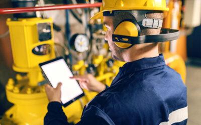 La importancia de un buen mantenimiento periódico de las instalaciones de gas industrial para prevenir posibles riesgos laborales