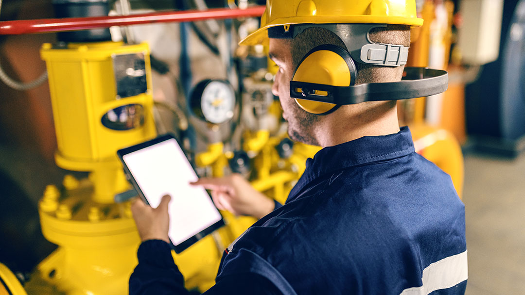 La importància d'un bon manteniment periòdic de les instal·lacions de gas industrial per a previndre riscos laborals